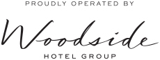 Proudly Operated by Woodside Hotel Group Logo